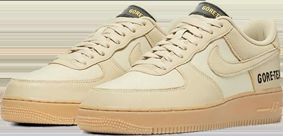 2. Nike Air Force 1 GORE-TEX - Bruin
