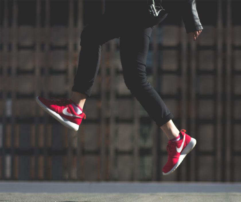 Over Sneaker Spotter