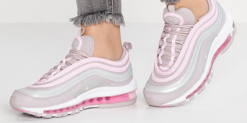 Nike Air Max 97 - Violet ash / psychic pink